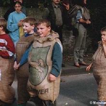 Erntedankumzug 1994