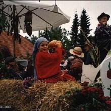 Erntedankumzug 1997