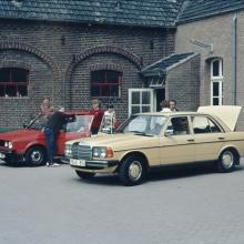 1981 Fahrt nach Beek en Donk