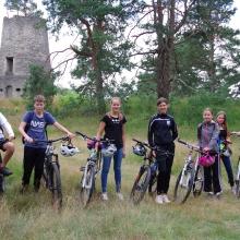 2021 Ferienprogramm - Radtour